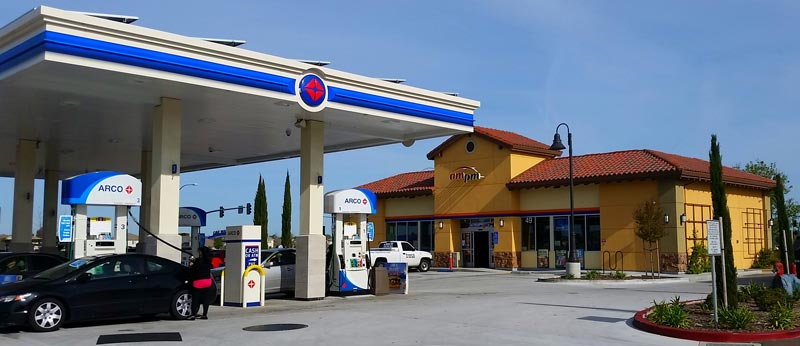 Service Station Management Specializing in Arco and AMPM